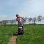 wildeweelde grassnijden connie