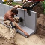 Plaatsen damwand L-profielen: voorzichtig te werk